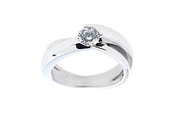 Bague Nouvelle Eve diamant de Cameo