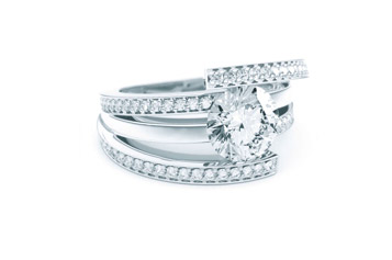 Bague Enlove Toi en diamant de Cameo